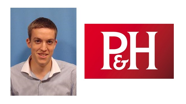 Justin explains the benefits of his role as Commercial Financial Analyst at Palmer & Harvey