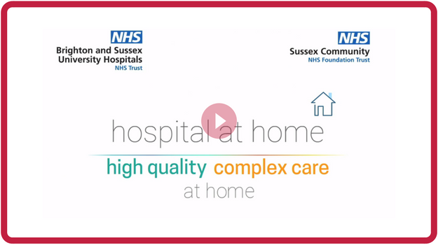 Come and Join the Hospital at Home Team