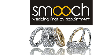 Smooch Wedding Rings logo