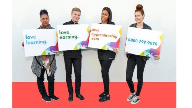 Say hello to LoveApprenticeship.com – the world's first premium apprenticeship jobs board service