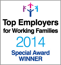 AMEX Top Employers for Working Families 2014