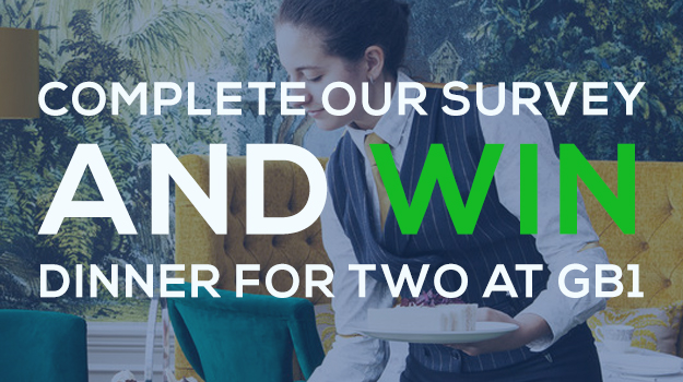 Are you a business? Fill out our survey and WIN dinner for two!