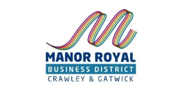 Manor Royal Business District logo