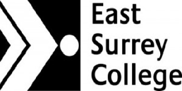 East Surrey College logo