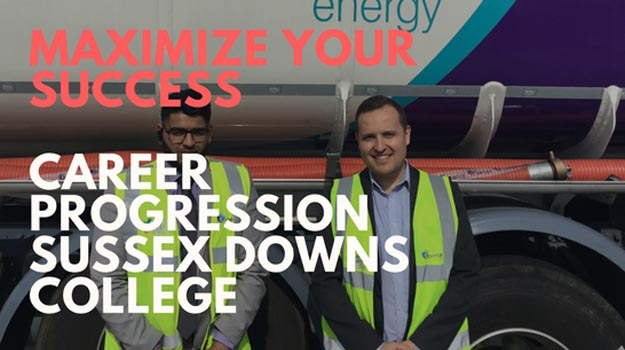 Maximise Success | Career Progression at Sussex Downs College