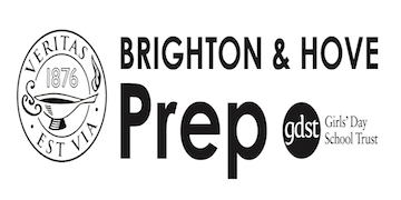 Brighton & Hove High School GDST logo
