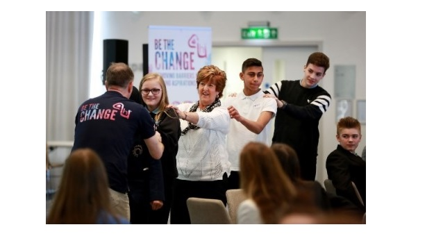 Brighton and Hove School Students Learn How to Be Heroes