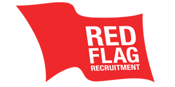 Red Flag Recruitment logo