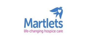 Martlets Hospice Volunteers logo