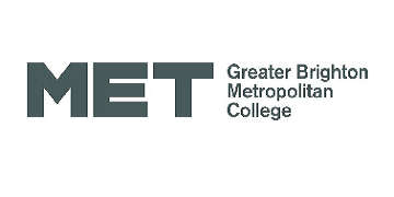 Greater Brighton Metropolitan College (GBMet) logo