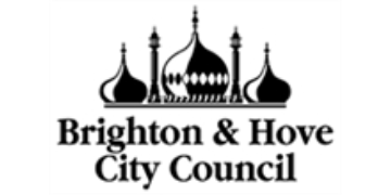 Apprenticeships via Brighton and Hove City Council logo