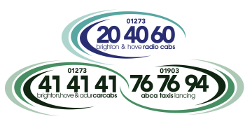 Brighton & Hove Radio Cabs Ltd logo