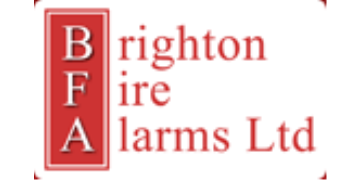 Brighton Fire Alarms logo