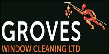 Groves window cleaning Ltd logo