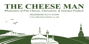 The Cheese Man logo