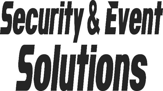 Security and Event Solutions are looking for Registered SIA Licensed Door Supervisors Now!