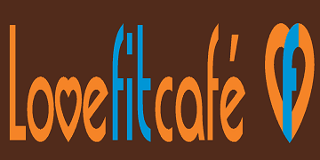 LoveFit Cafe logo