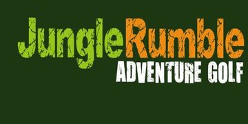 Jungle Rumble Adventure Golf logo