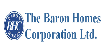 The Baron Homes Corporation Ltd logo