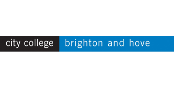 City College Brighton and Hove logo