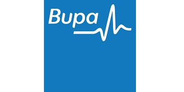 Bupa Care Home logo