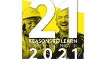 Make 2021 the year you love to learn
